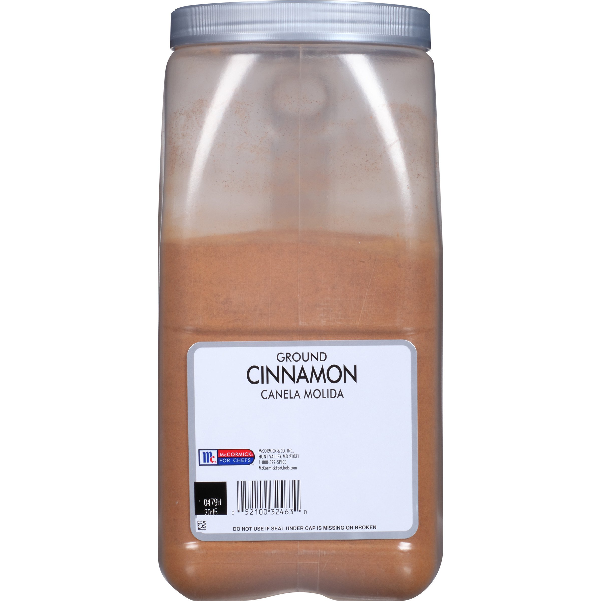 McCormick Culinary Ground Cinnamon, 5 lbs by McCormick For Chefs (Image #2)