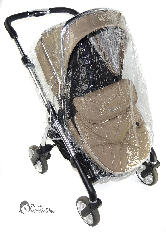 Protector de lluvia Compatible con Jane Carrera Pro: Amazon.es: Bebé