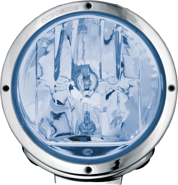 Halogen HELLA 1F8 007 560-411 Fernscheinwerfer Luminator-Chromium Anbau links//rechts stehend rund 12//24 V