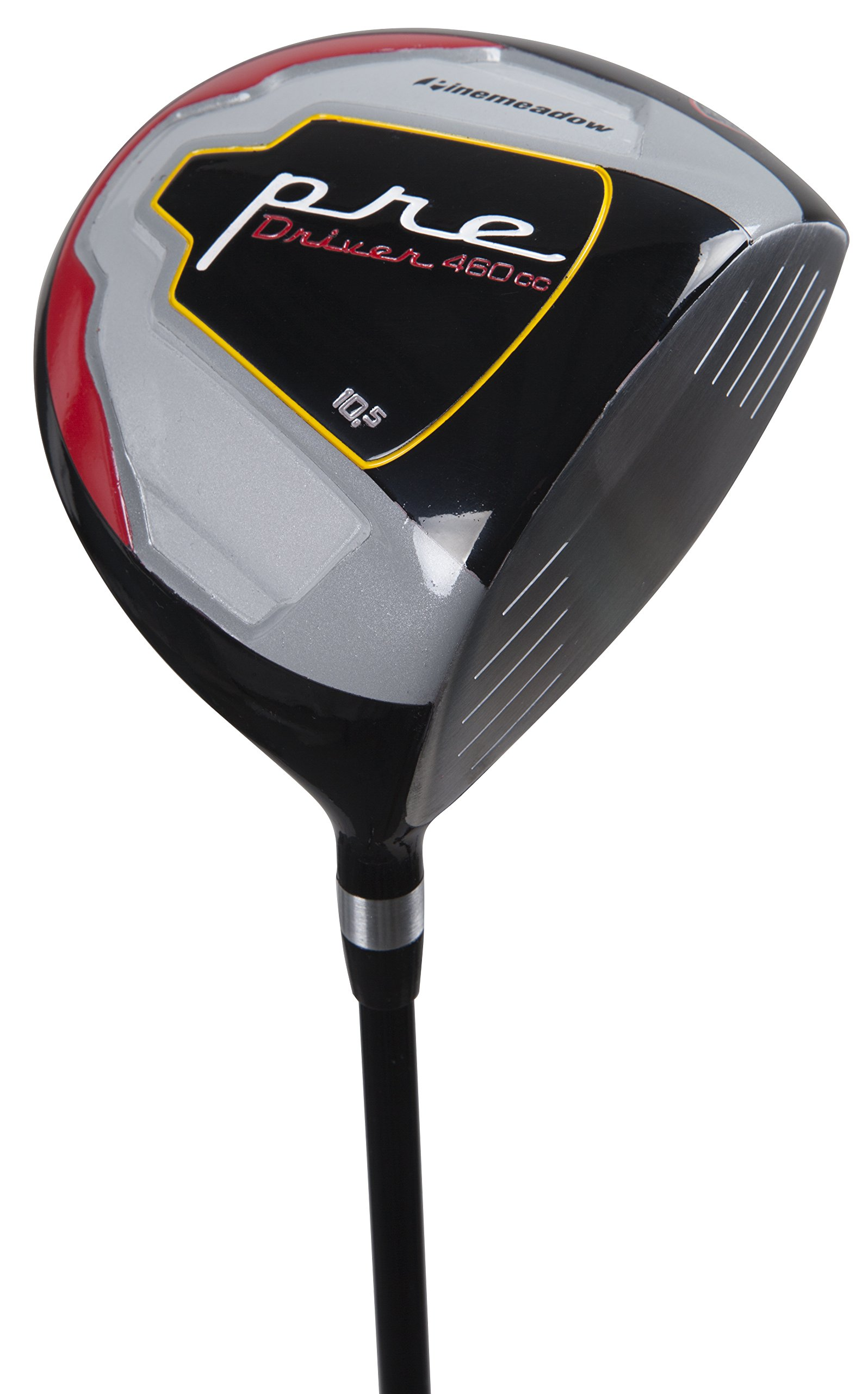 Pinemeadow Pre Driver (Right-Handed, Graphite, Regular, 10.5-Degrees)