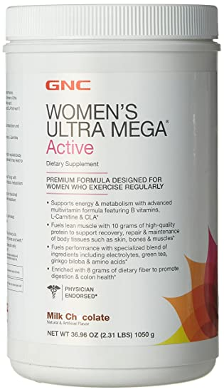 Amazon.com: GNC Women s Mujer s Ultra Mega, color ...