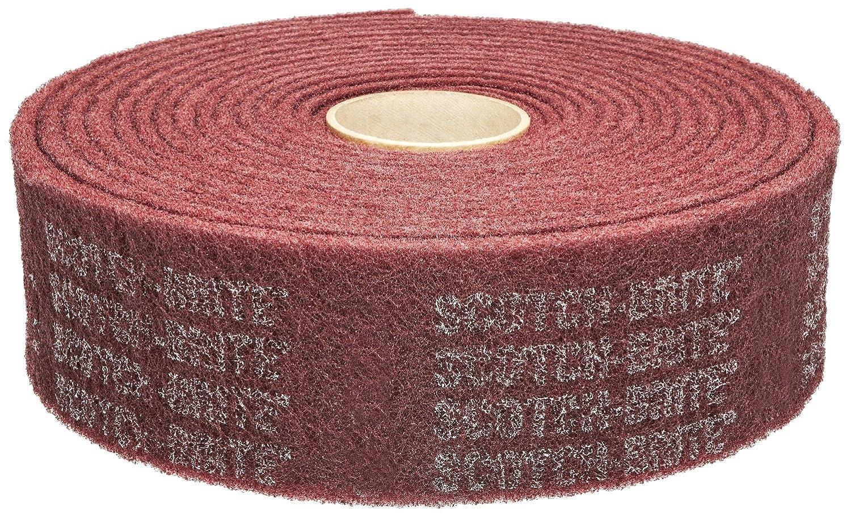 Scotch-Brite High Strength Roll Aluminum Oxide Very Fine Grit Pack of 1 30 Length x 4 Width
