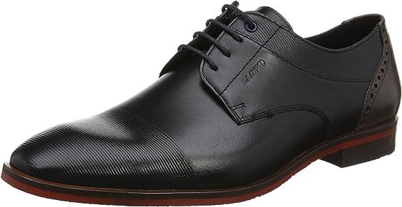 TALLA 42 EU. LLOYD Henley, Zapatos de Cordones Derby para Hombre