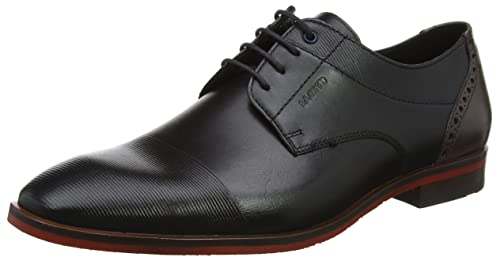 Lloyd Henley, Zapatos de Cordones Derby para Hombre, Braun (Cigar/Pacific), 48.5 EU