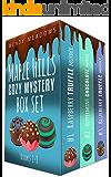 Maple Hills Cozy Mystery Box Set: Books 1-3