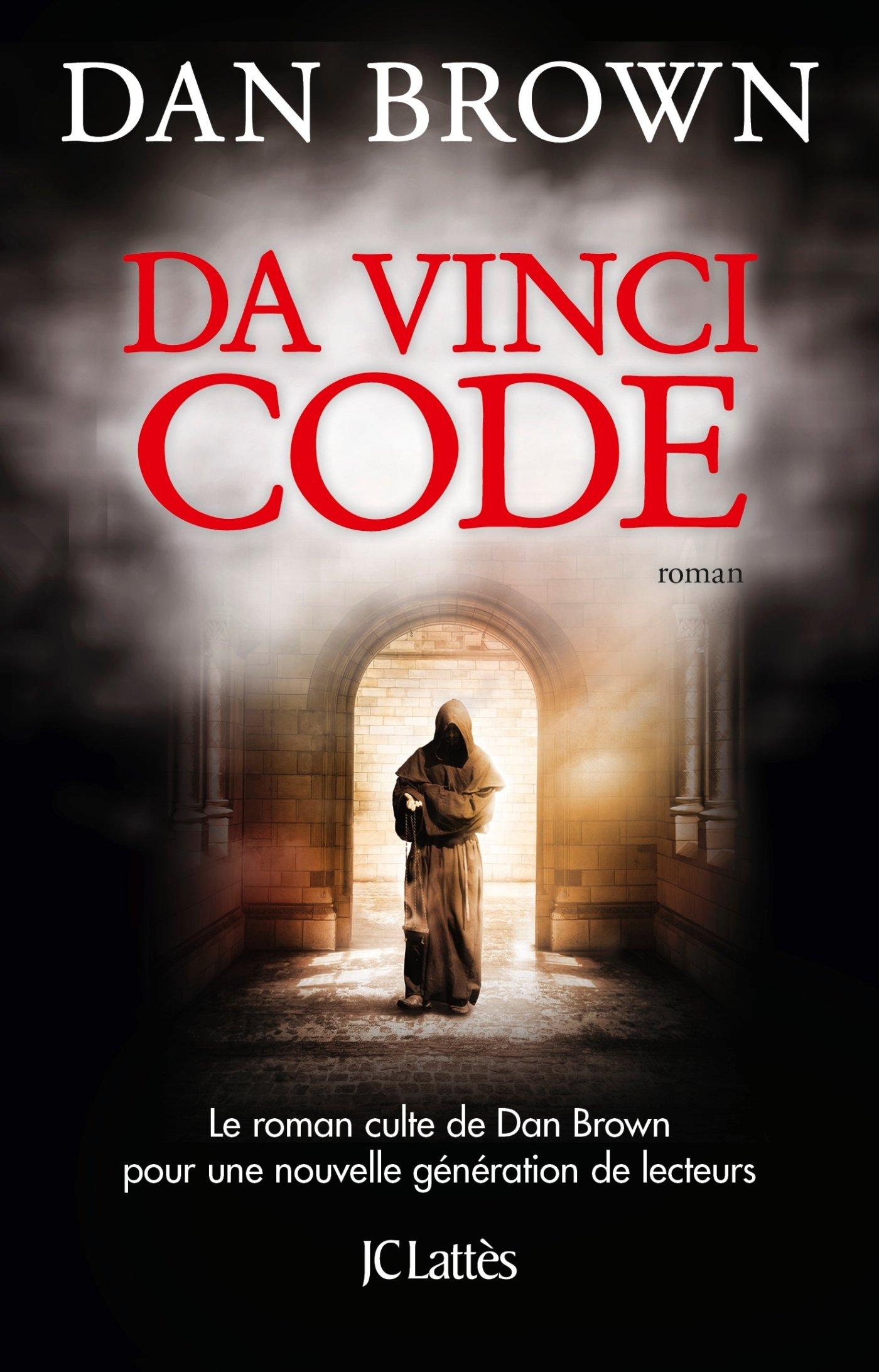 Da Vinci Code - Nouvelle édition Broché – 12 octobre 2016 Dan Brown JC Lattès 270965928X Romans policiers