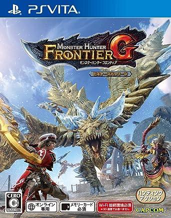 Amazon com: Monster Hunter Frontier G [Beginner's Package