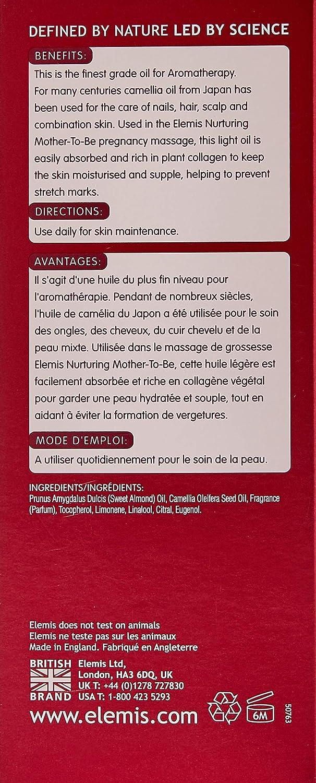 elemis camellia oil