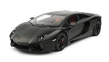 pocher phk102 maquette de voiture lamborghini aventador noir mat pr