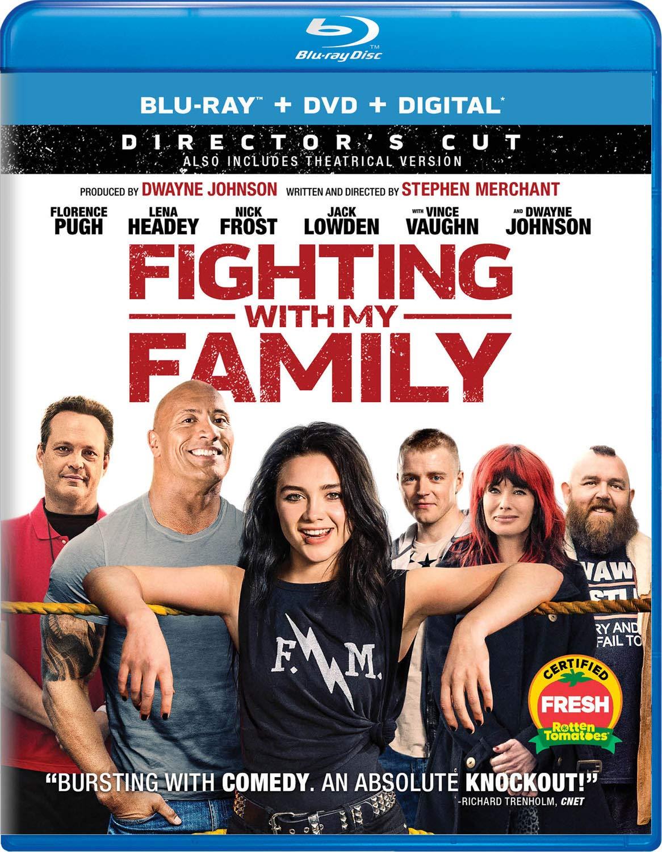 Борьба с моей семьей / Fighting with My Family