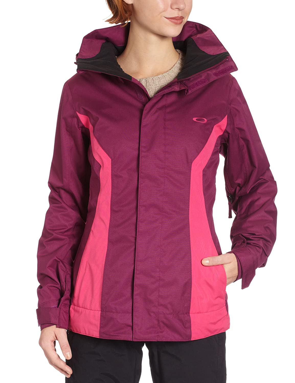 Amazon.com: Oakley Fit Coatt Winter Coatt Magenta Purple ...