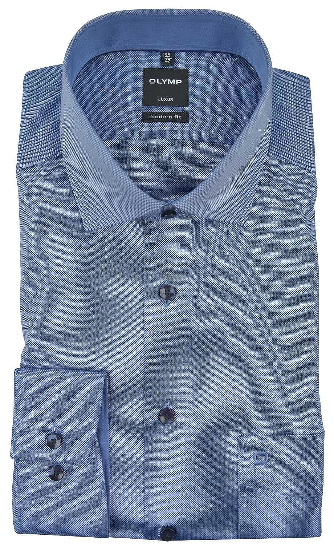 OLYMP Herren Hemden Modern Fit Langarm 0400/64/86