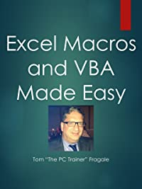 Excel Macros VBA Made Easy product image