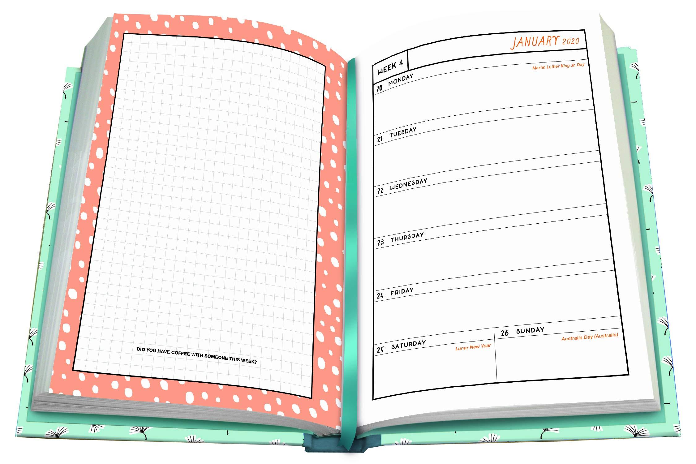 Flow Weekly Planner 2020: Workman Publishing, Editors of ...