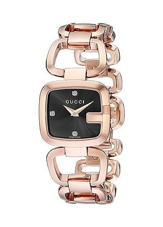 f641a42b3e1 Gucci G-Gucci YA125512  Amazon.co.uk  Watches