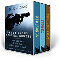 Benny James Mystery Series Box Set (Private Investigator) (English Edition)