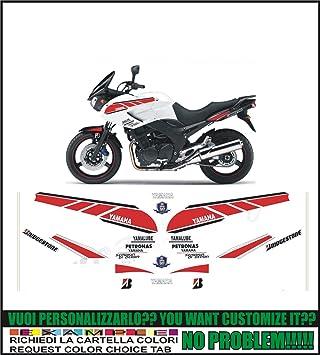 Kit Adesivi Decal Stikers Yamaha Tdm 900 Twin Replica 50w Gp