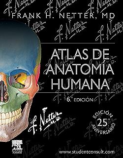 Atlas de anatomía humana (Spanish Edition)