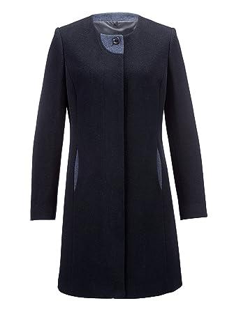 online retailer ad2e5 a67c5 Laura Kent Damen Wollkurzmantel: Amazon.de: Bekleidung