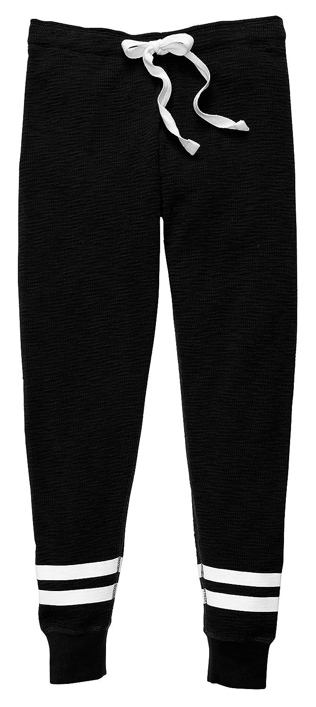 "Boxercraft Jogger Pant ""Game Day"" - Cotton Thermal Slub Fabric, Adult Sizes"