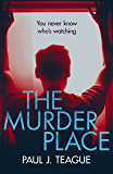 The Murder Place (Don't Tell Meg Trilogy Book 2)