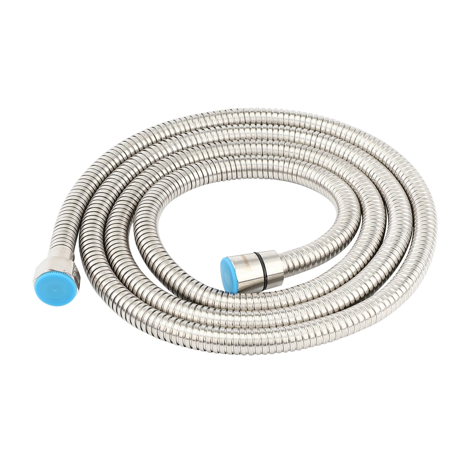 Lansan 304 Stainless Steel Handheld Shower Hose Replacement 78 Inches (2 Meters)