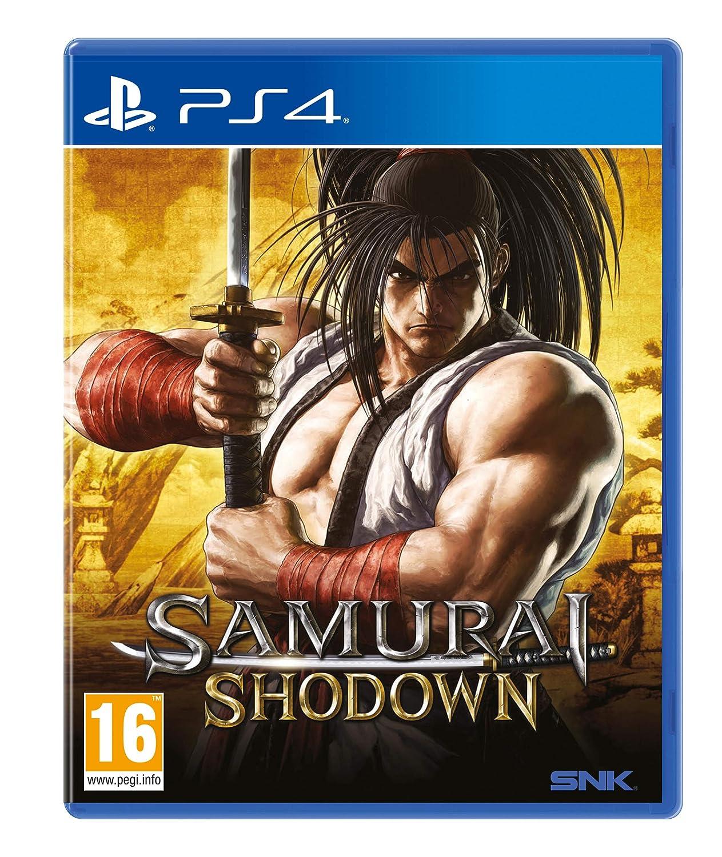 [2019-06-25] Samurai Shodown PS4 81AxeMkSTcL._SL1500_