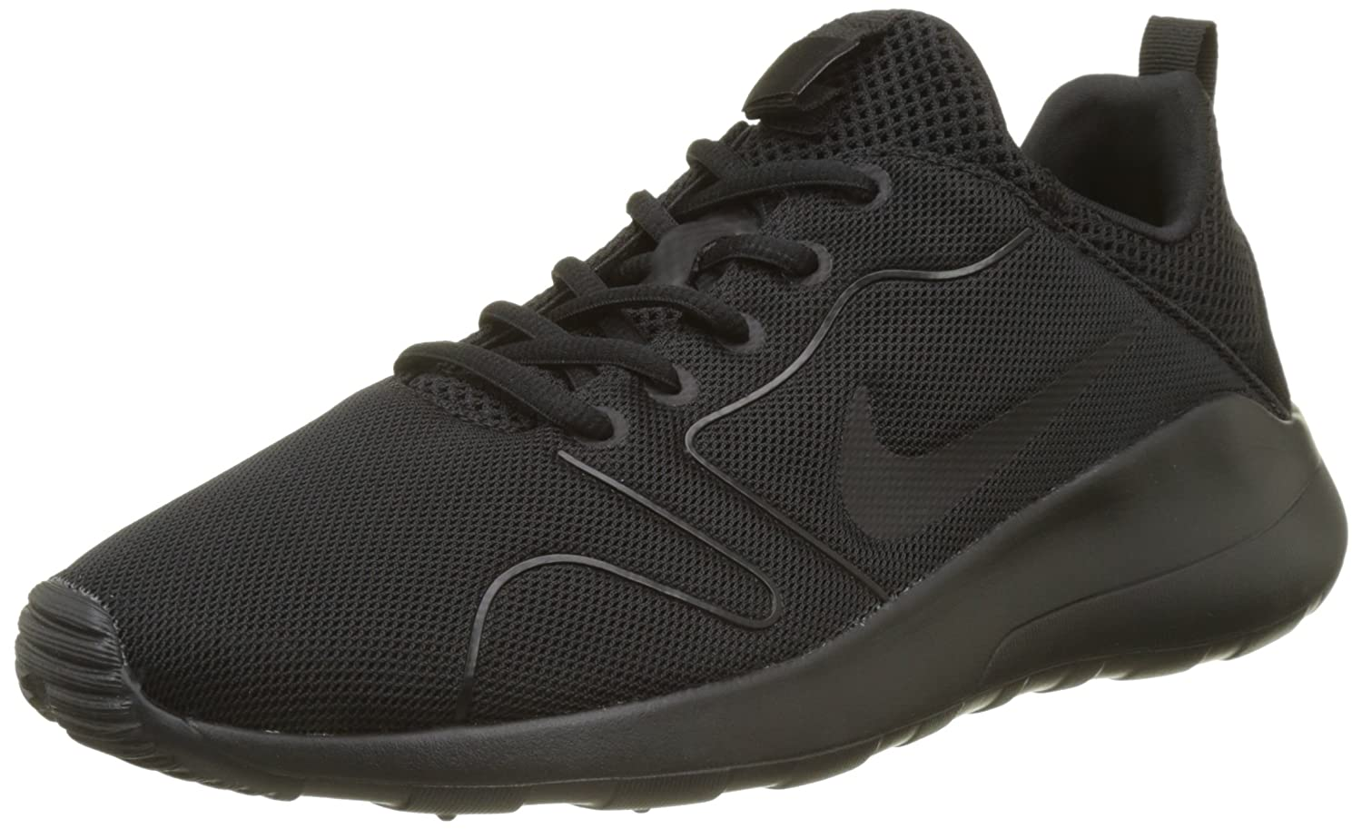 separation shoes 61596 543e5 Amazon.com   Nike Kaishi 2.0 Men Sneaker Black 833411 002, Size 40.5   Road  Running