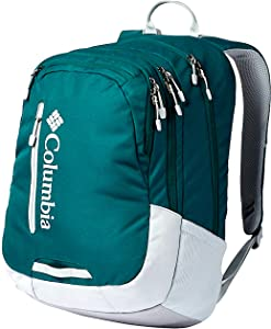 "Columbia Winchuck 15"" Laptop Backpack Omni Shield School Daypack (Pine Green)"