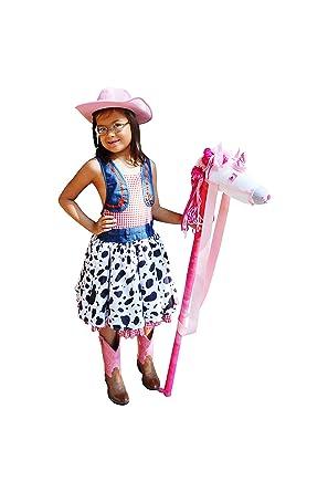 e42edf919 Amazon.com: Dana Kids Western Wear Cowgirl Dress 3/4 Y, 5/6 Y, 7/8Y ...