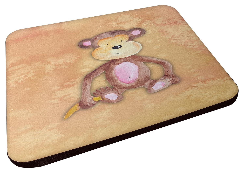 Carolines Treasures BB7380FC Monkey Watercolor Decorative coasters 3.5 Multicolor