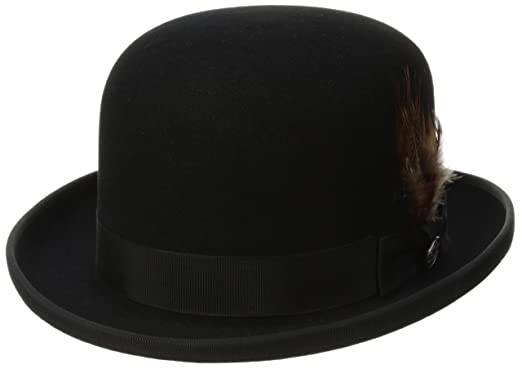 Stetson Men s Derby Royal Deluxe Fur Felt Hat at Amazon Men s ... d1b7df2ca788