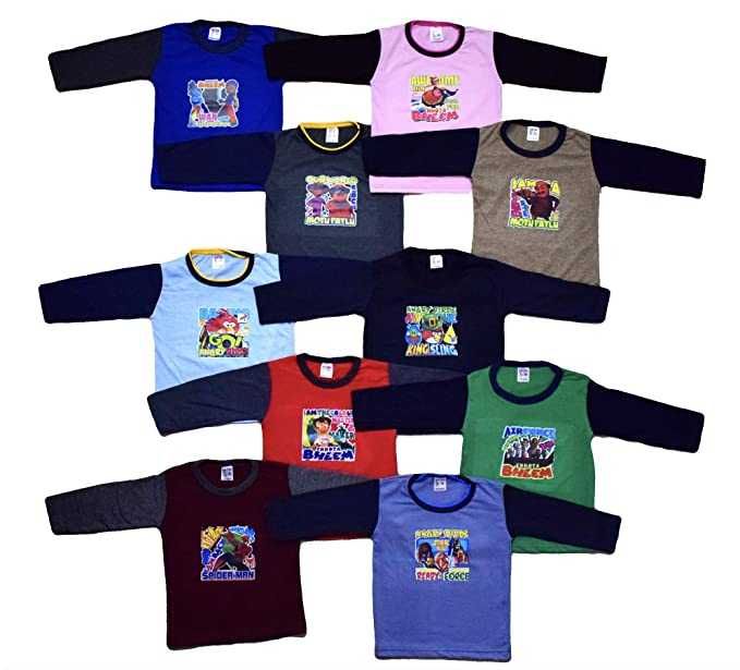 Baby Next T-Shirt Three Pack First Size Up To Months,3-6mths