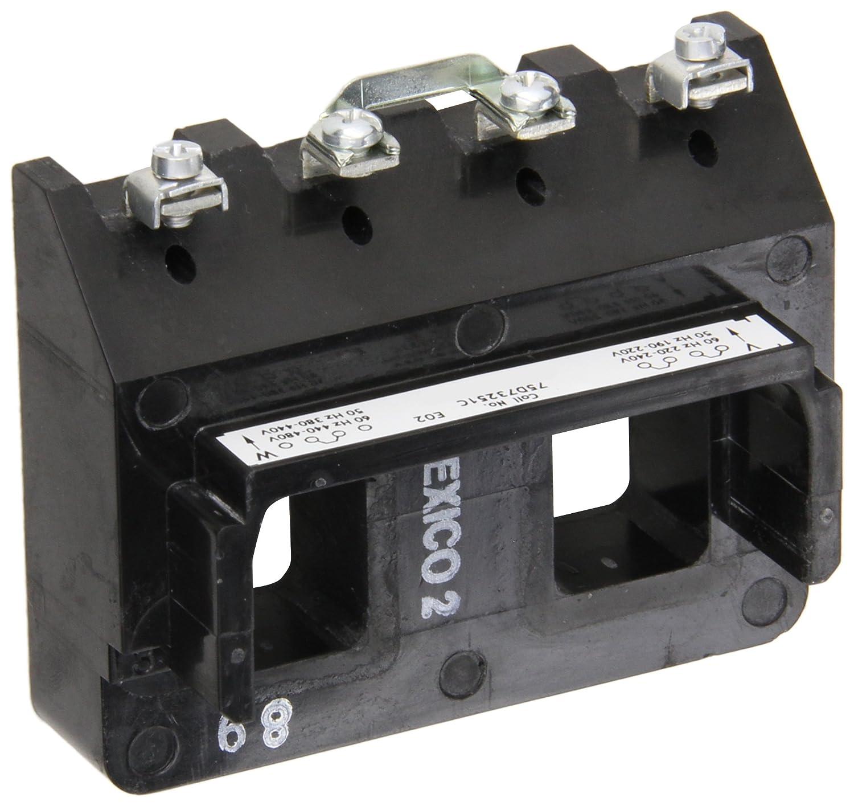 3-1//2 Size 3 Siemens 75D73251C Starter and Contactor AC Coil P U ESP200 Model 190-220//380-440V 50Hz 220-240//440-480V 60Hz