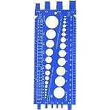 Stainlesstown Nut Bolt Thread Gauge (Blue)