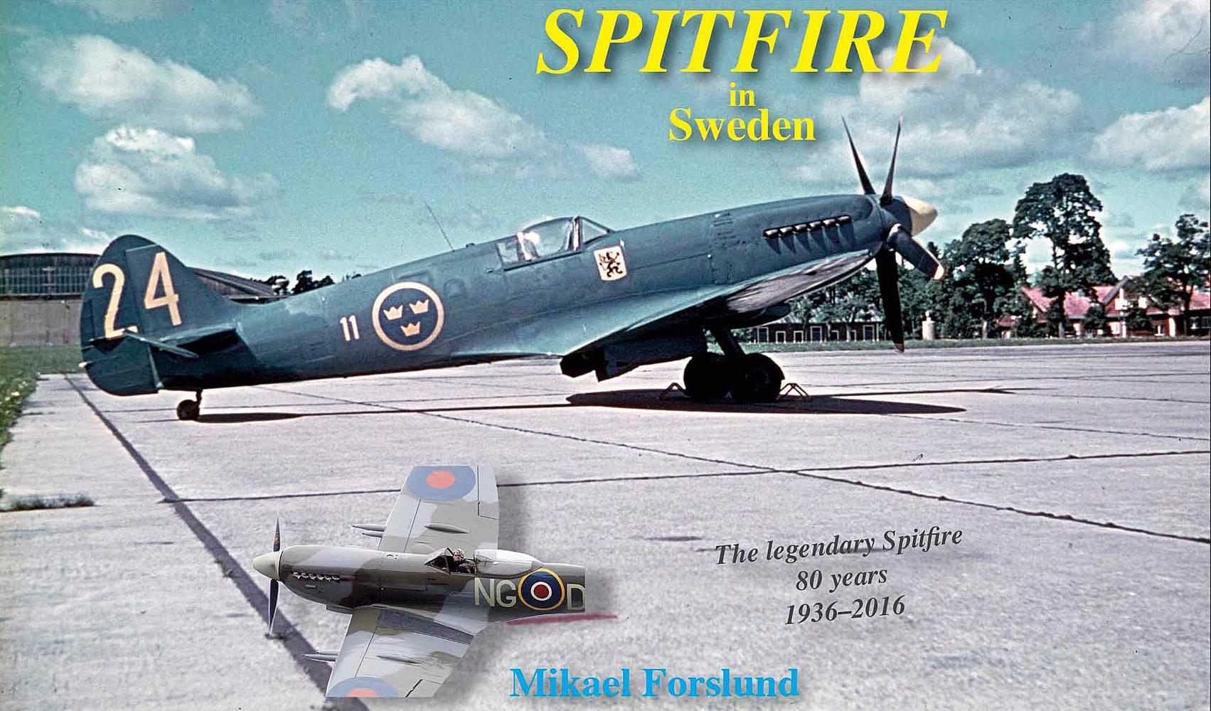 Download Spitfire In Sweden ebook