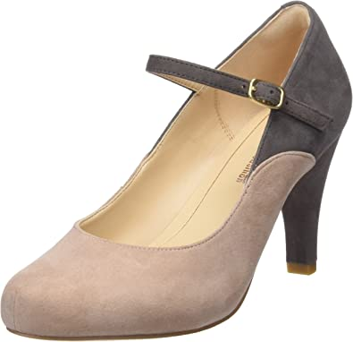 Clarks Women's Dalia Lily Ankle Strap Heels