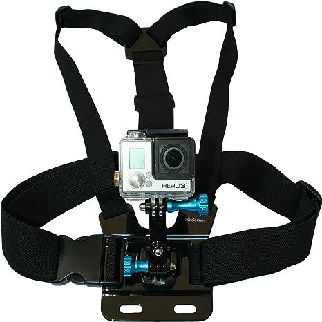 Arnés con montura para cámaras GoPro de Nordic Flash, correa ...