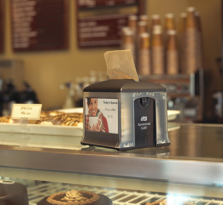 Tork Xpressnap Universal dx606e Cafe dispensador interfold Servilleta, Natural: Amazon.es: Bricolaje y herramientas