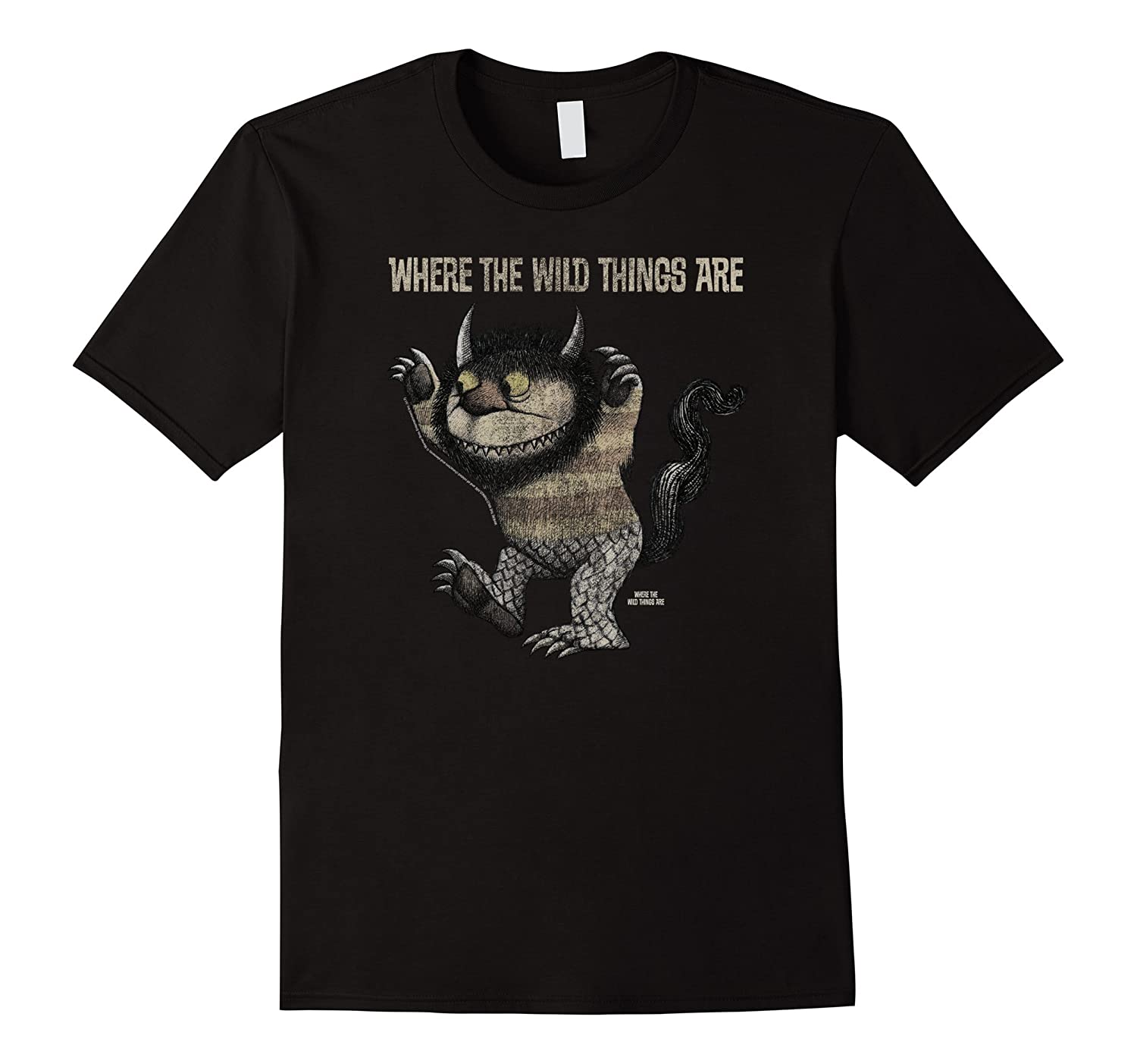 Wild Things Carol and Logo Distressed-TH