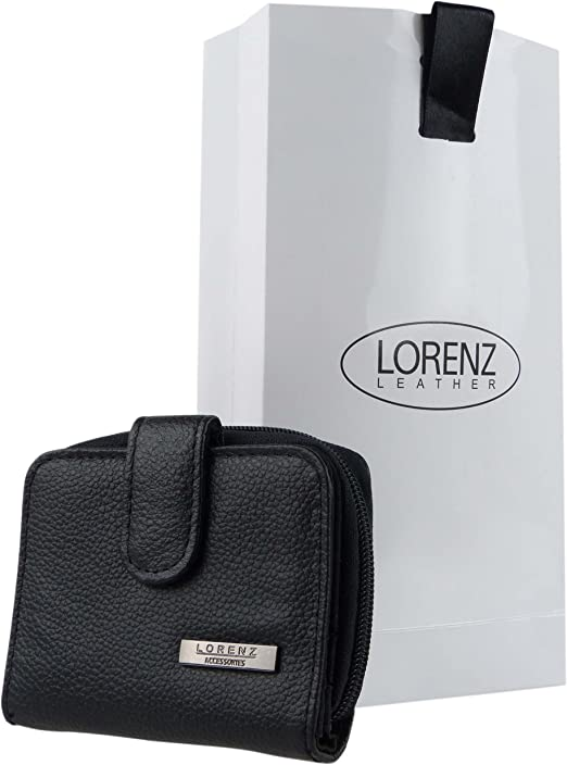Lorenz Collection Leather Look Fashion Purse For Women's New Arrival