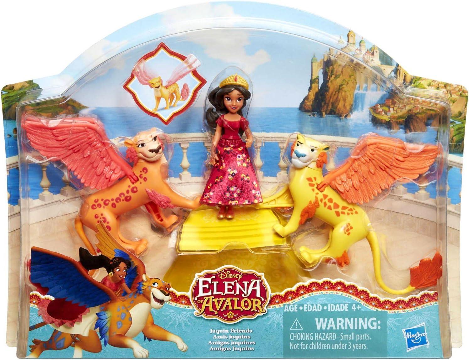 Disney Junior Elena of Avalor Jaquin Friends 3-Pack