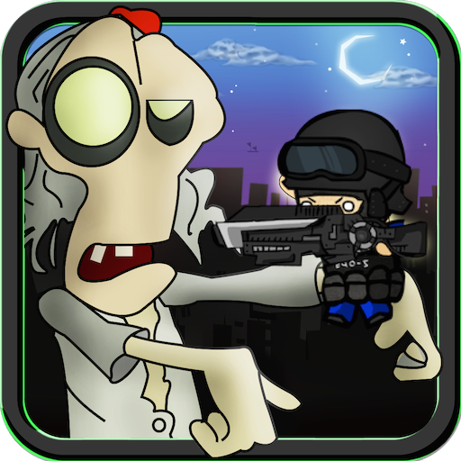 Sniper vs Zombies - Fun and Scary Endless Shooting Game (Zombie Cartoon Characters)