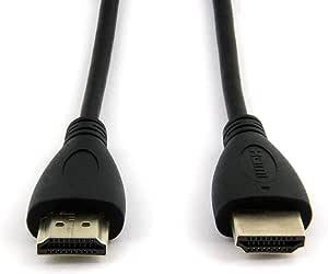2 m Cable HDMI para televisor Samsung UE50H6470: Amazon.es ...