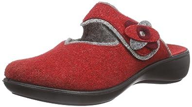 Romika Damen Ibiza Home 312 Pantoffeln, Rouge (Rot), 40 EU
