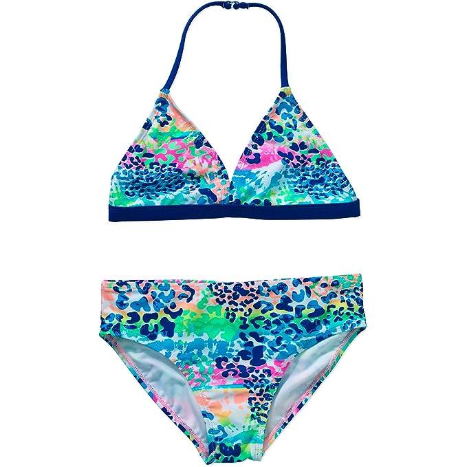 Amazon.com: Las niñas Op Océano Pacífico Bikini Traje De ...