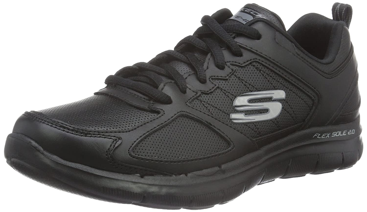 Skechers Damen Flex Appeal 2.0 Good Timing Turnschuhe