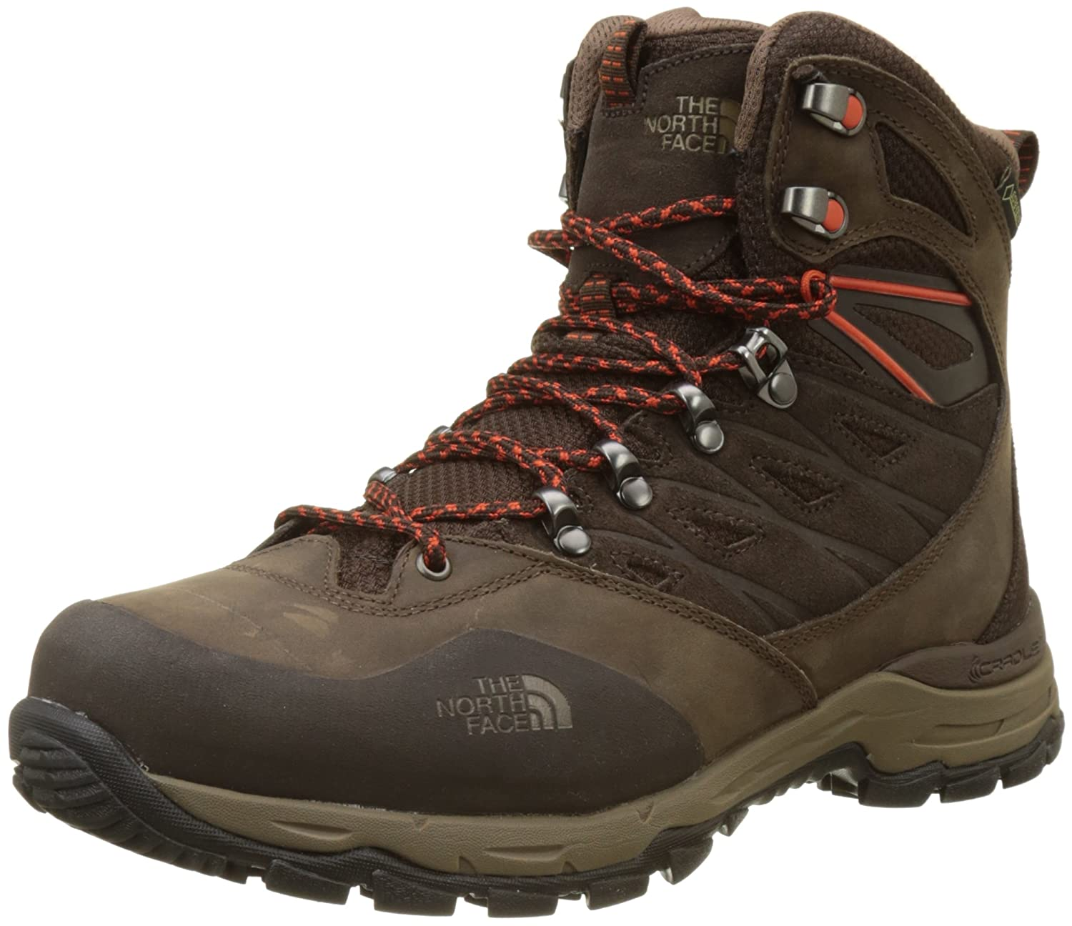 e5eb79f18dc THE NORTH FACE Men's Hedgehog Trek Gore-tex High Rise Hiking Boots,