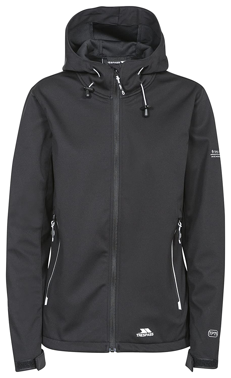 Trespass Damen Marsa Wasserdichte Softshelljacke,