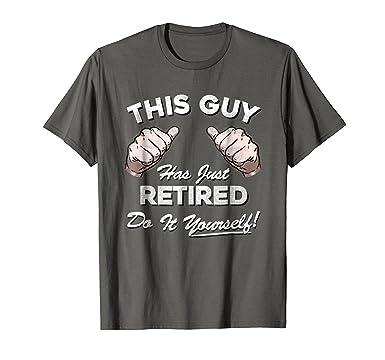 Amazon mens this guy has just retired t shirt funny mens this guy has just retired t shirt funny retirement gift 2xl asphalt solutioingenieria Choice Image